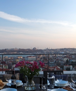 Penthouse with Bosphorus View