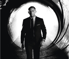 007 James Bond SkyFall - X Flats hosted part of the James Bond crew!!! Special thanks to Anka Film...
